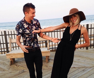 tyler joseph, jenna joseph, and twenty one pilots image