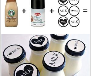 boys, girls, and milk image
