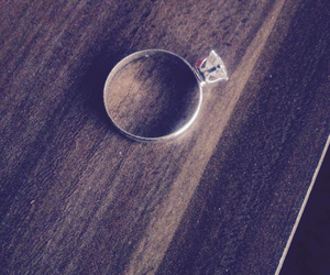 jewelery, fiancee, and love image