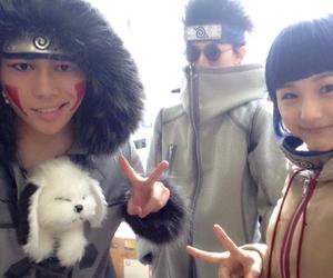 naruto, team 8, and akamaru image