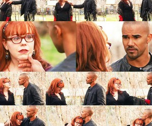 criminal minds, derek morgan, and shemar moore image