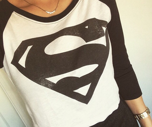 fashion, superman, and outfit image