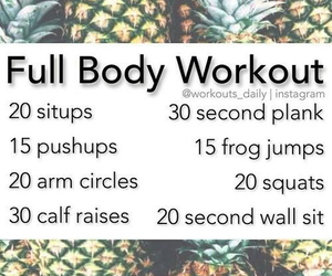 workout, fitness, and body image