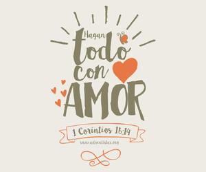 amor, corazon, and biblia image