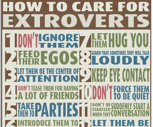 how to, extrovert, and extraversion image