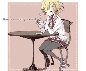 anime girl and uniform image
