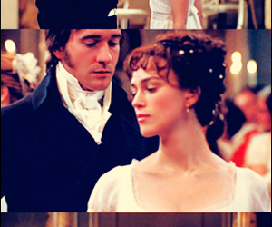 elizabeth bennet, jane austen, and mr.darcy image
