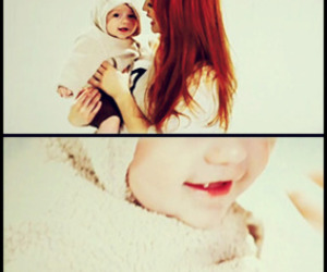 a fine frenzy, baby, and ginger image