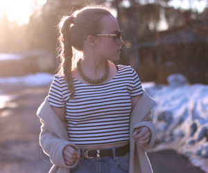 fashion, finnish, and outfit image