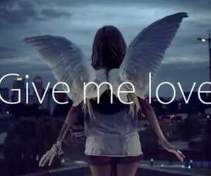 love, angel, and ed sheeran image