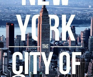 new york, Dream, and city image