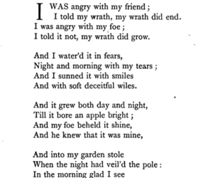 poem, poetry, and william blake image
