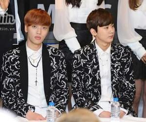 kpop, ahn daniel, and lee chanhee image