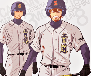24 Images About Sports Anime On We Heart It See More About Diamond
