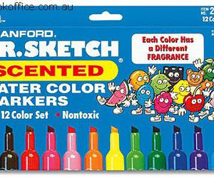 markers, scented, and colorful image