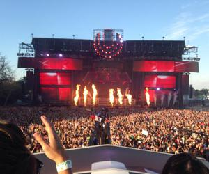 music, ultra, and knife party image