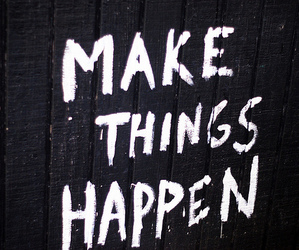 quotes, happen, and things image