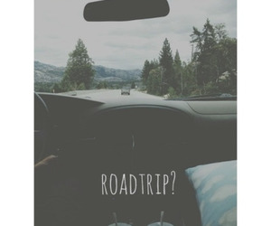 Road Trip, roadtrip, and car image