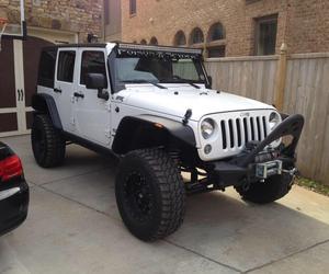 jeep and jeep wrangler image