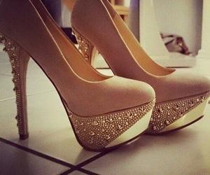 beautiful, heels, and fashion image