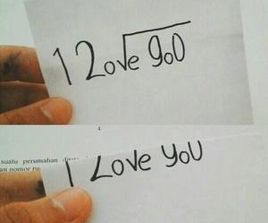 love, I Love You, and fun image