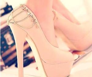 fashion, high heels, and nice image