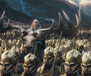 cool, elf, and lord of the rings image