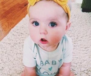 baby, beautiful, and cachetes image