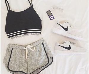 black, gym, and ideas image