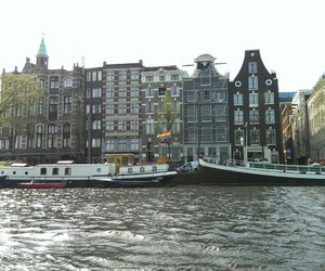 amsterdam and netherland image