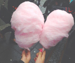 cotton candy, love, and candy image
