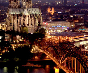 cologne, germany, and travel image