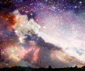 photography, scenery, and space image