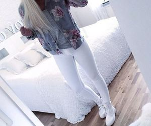 cool, fashion, and selfie image