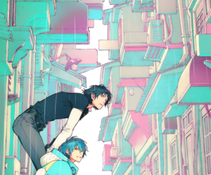 dramatical murder, anime, and dmmd image