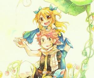 nalu, fairytail, and fairy tail image