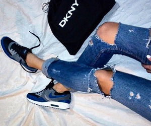 fashion, style, and dkny image