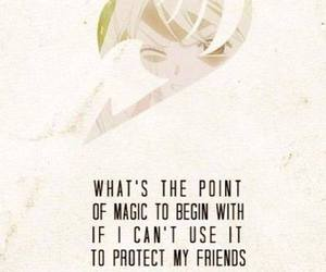 anime, quote, and fairy tail image