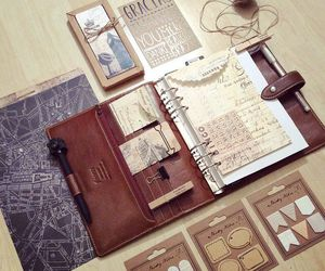 craft, old fashion, and organize image