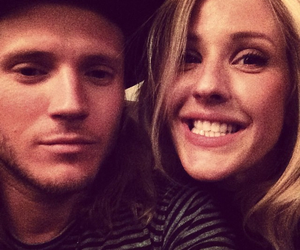 Ellie Goulding and dougie poynter image