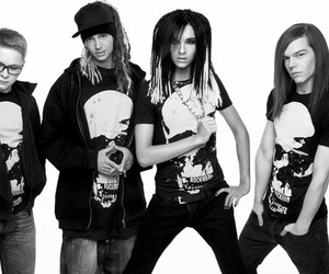 tokio hotel, bill kaulitz, and tom kaulitz image