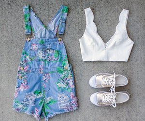 birds, paradise, and ootd image