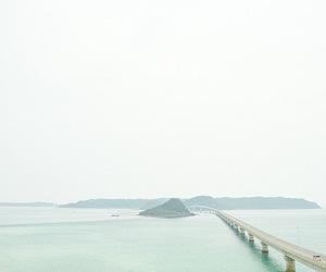 highway, ocean, and Island image