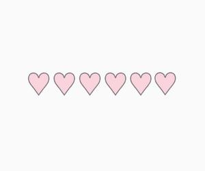 header, hearts, and cute image