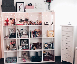 room, bedroom, and decor image