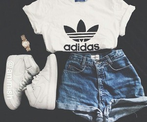 adidas, outfit, and clothes image