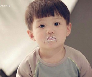 baby, asher, and taeoh image