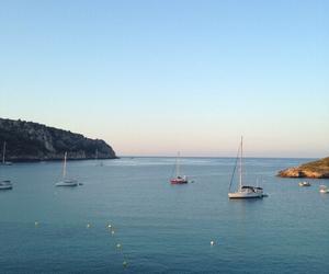 boats, mallorca, and san telmo image