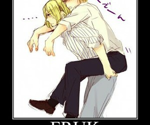 france, hetalia, and old couple image