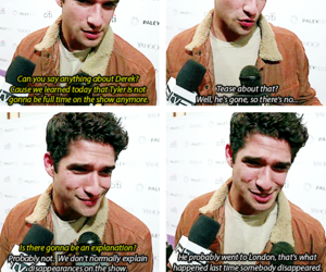 tyler posey, london, and teen wolf image